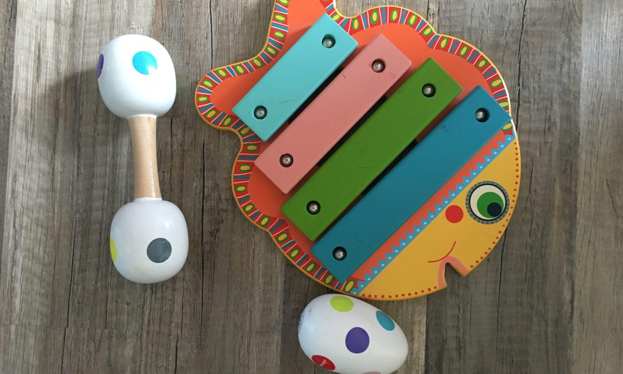 Instruments de musique pour enfants
