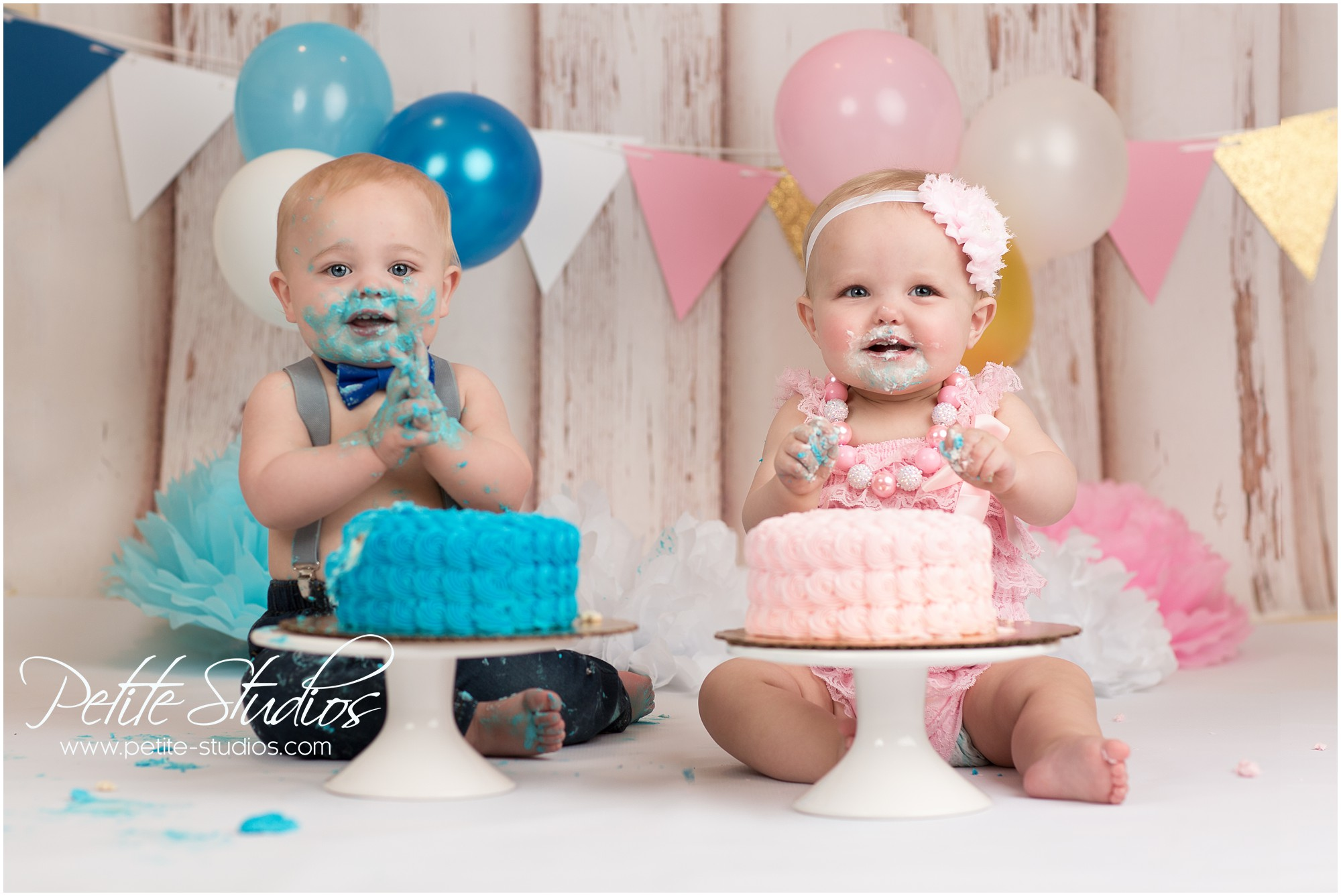 Chicago And Naperville Baby Photographer First Birthday