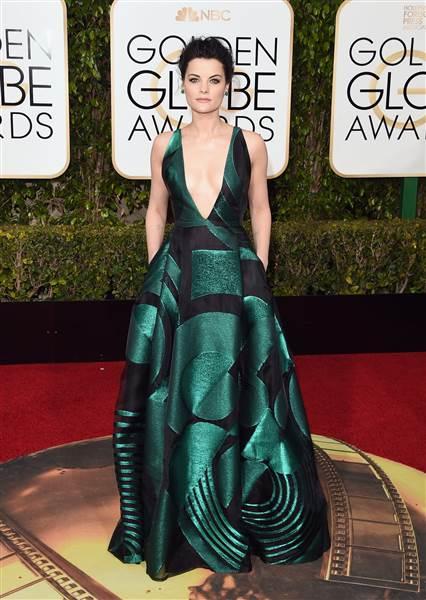 Jamie Alexander Golden Globes 2016