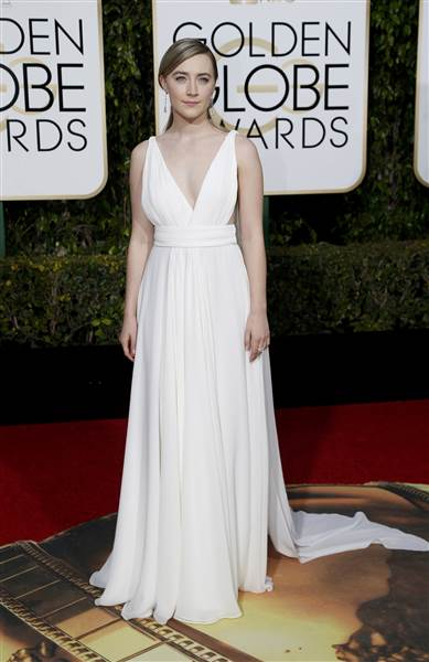 Saoirse Golden Globes 2016
