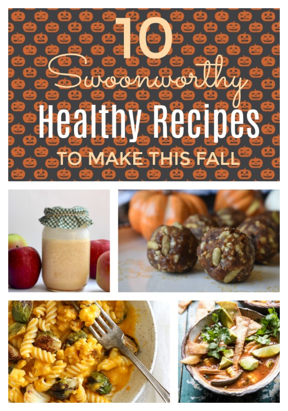 10 Swoonworthy Healthy Recipes to Make this Fall | PETITECHEFBLOG.COM