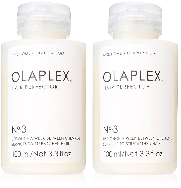 Super blond Hair - OLAPLEX 3