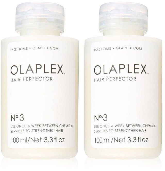 Olaplex Hair Perfector BCQsLr No 3 Repairing Treatment, 3.3 Oz (Pack of 2)