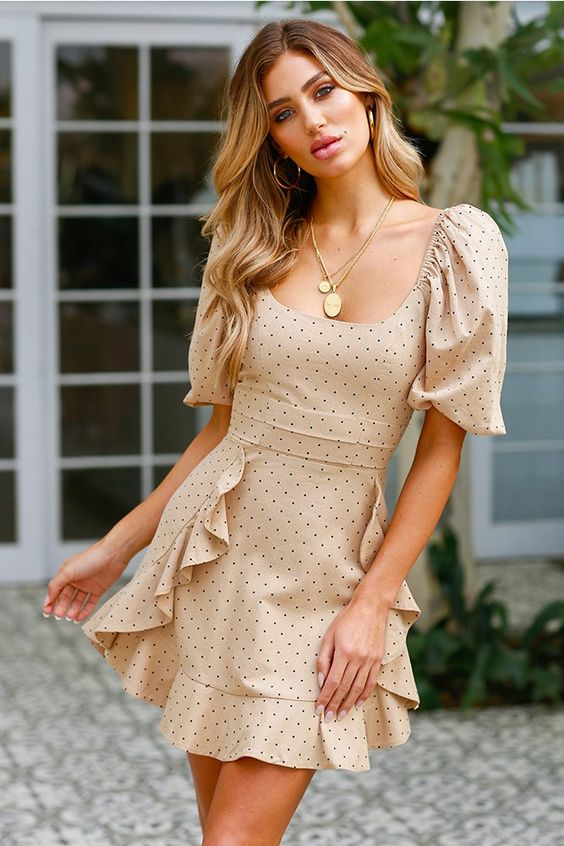 WHAT WE HAVE DRESS
