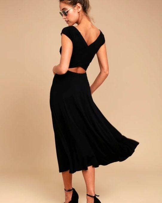 My top 5 favorite work ready Summer Midi dresses...