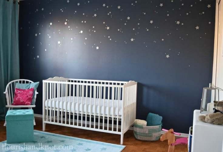 Modern Nurseries as part of Nursery Week on Petitemodernlife.com