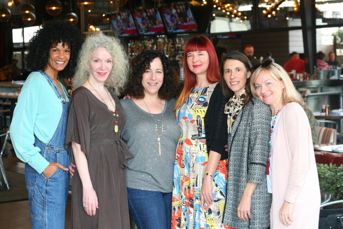 Over 40 Fashion blogger meet-up in Arizona.