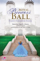 The Royal Princess Ball will be an annual event held at the Old State Capitol.