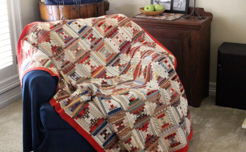 Log Cabin Quilts Petite Quilts By Annette Plog