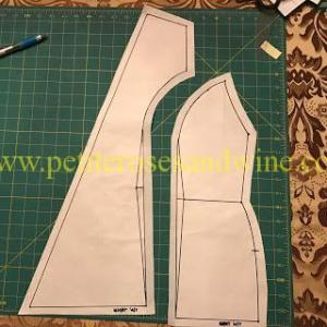 File_001-4-300x300 Hmong Fitted Shirt Pattern Tutorial: Bodice DIY