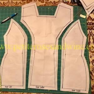 File_002-4-300x300 Hmong Fitted Shirt Pattern Tutorial: Bodice DIY