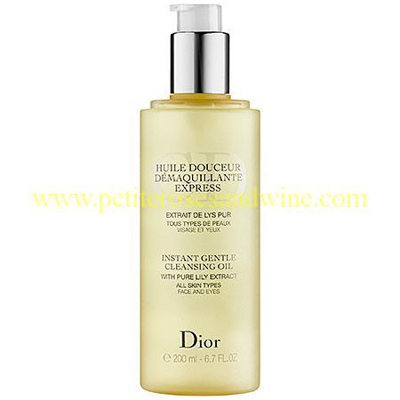 diorinstantgentlecleansingoil-1 How I Layer my Skincare MAKEUP SKINCARE