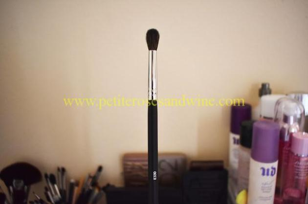 MikasaE330Closeup Mikasa Beauty Brushes:: Complete Eye Set & Lemon Drop Review MAKEUP