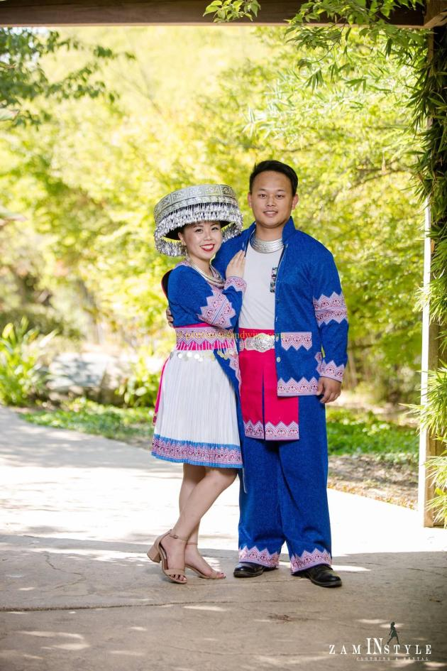 21273366_287431728331868_1345610553658428531_o-683x1024 Zam Instyle :: Hmong New Year & Silver Lining LIFE OUTFITS