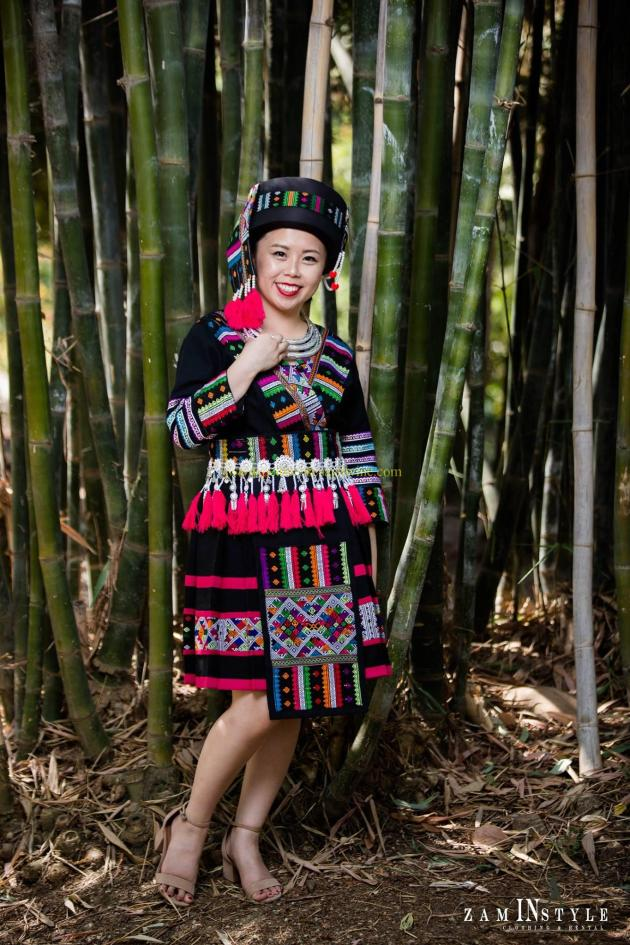 21319147_287431538331887_8399404735083313949_o-683x1024 Zam Instyle :: Hmong New Year & Silver Lining LIFE OUTFITS