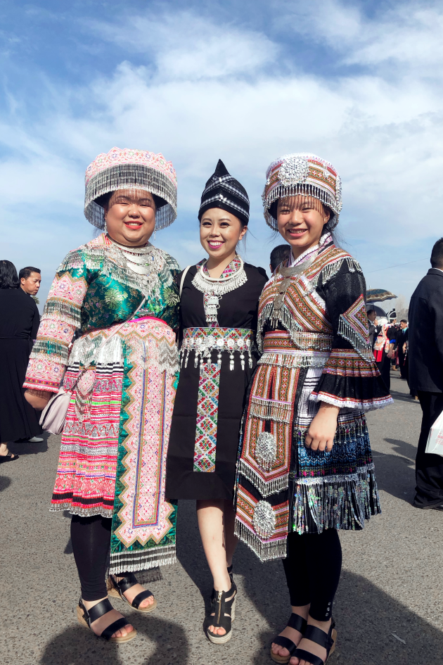 IMG_1372edit-683x1024 Fresno Hmong New Year 2017-2018 DIY OUTFITS