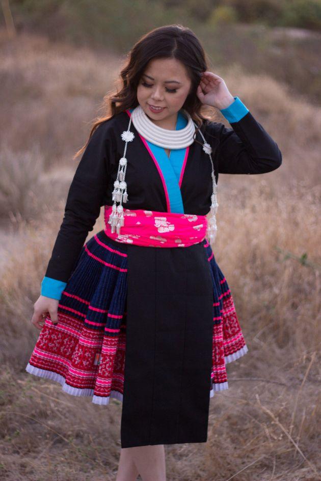 IMG_6635-683x1024 Hmong Outfit Series :: Hmong Leng Sayaboury Hmong Outfit Series
