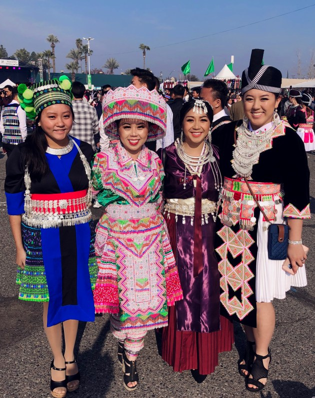 IMG_2926edit-809x1024 Fresno Hmong New Year :: Outfits & Yearly Reflection MAKEUP