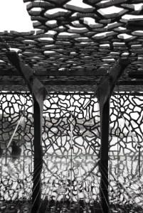 La terrasse du MuCEM