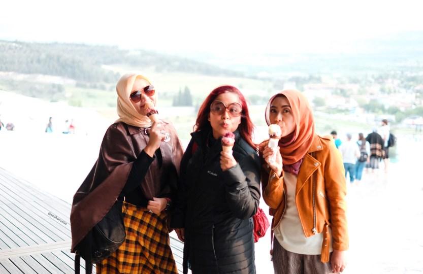 Wisata ke Pamukkale Turki