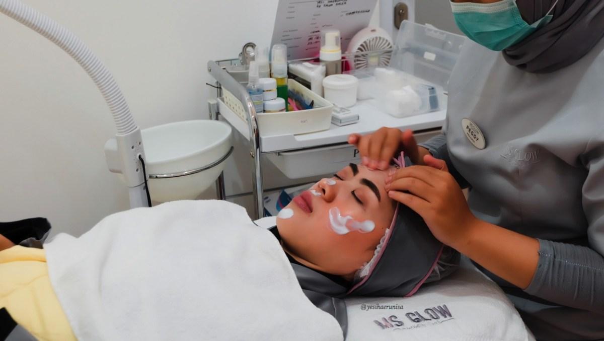 MS Glow Clinic Bandung Dan Treatment Laser Pertamaku