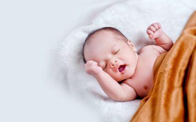 L'éveil des sens du bébé