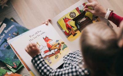 Les livres et nos bébés