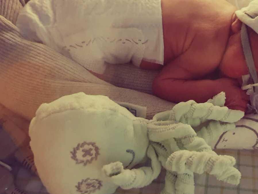 Les petites pieuvres pour nos bébés prématurés