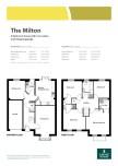 The Milton Floorplans