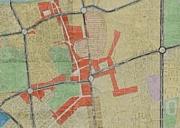 1968 год., Общ градоустройствен план, ръководител арх. Попов - формиране на градски районен център