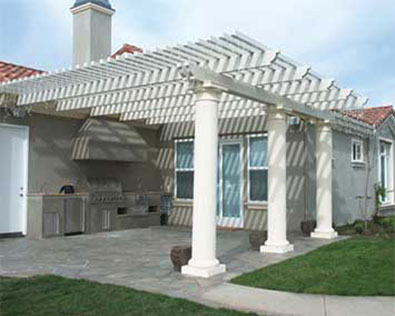 patio covers pergolas and awnings in