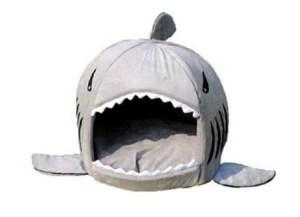 Grey Shark Bed