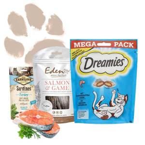 PetPack finom falat ajándékcsomag cicáknak