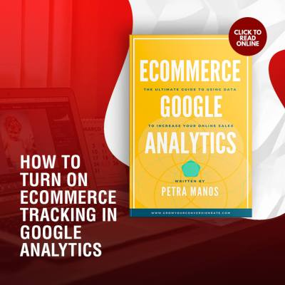 How to Turn on Ecommerce Tracking in Google Analytics