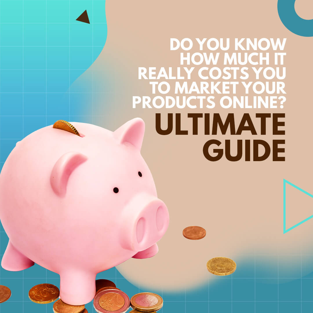 Do you Know How Much it REALLY Costs you to Market your Products Online? [Ultimate Guide]