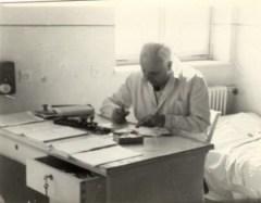 rendelőintézet 1955