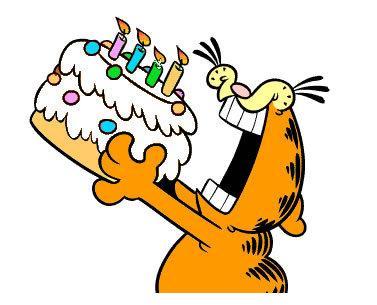 Livro de Garfield sem… Garfield