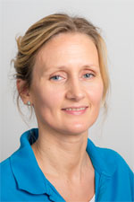 Anja Hentze Haraldsen, Klinikkassistent