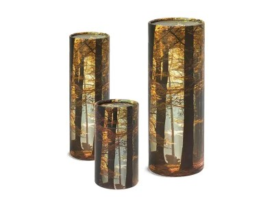 Scatter Tube Autumn Design