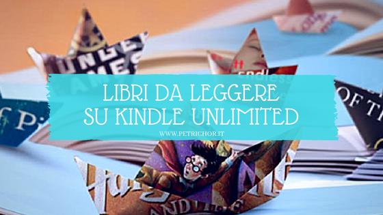 I 50 libri da leggere su Kindle Unlimited se ami fantasy e fantascienza
