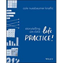 Storytelling with data - a practical business book