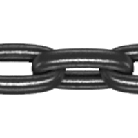 Image of a link in chain