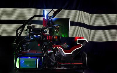 Teleios on track for the Porsche Esports Carrera Cup Italia!