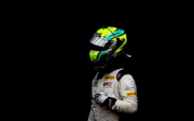 Luca Bosco returns to Paul Ricard for his first home race in GT4
