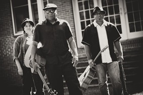 Maryland Band Tinsmith Promotional Portraits at the Marietta House in Glen Dale MD