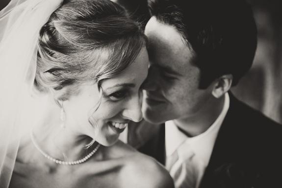 bride and groom in Mechanicsville MD