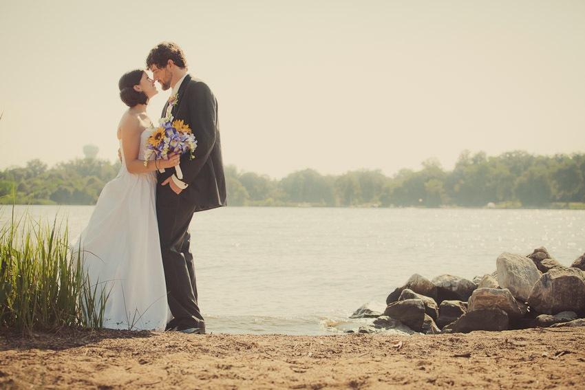 Joel & Colleen's DIY Wedding in Annapolis, MD