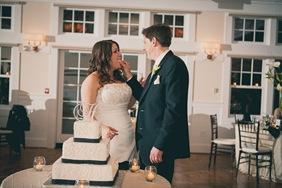 Wedding at the chesapeake bay beach club in stevensville md