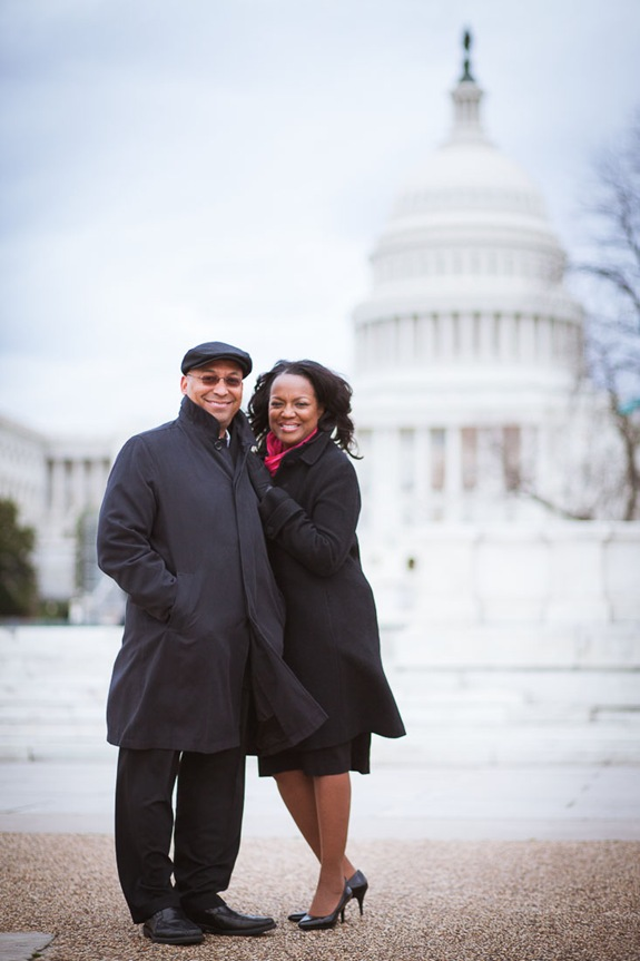 Family Portraits on Captial Hill