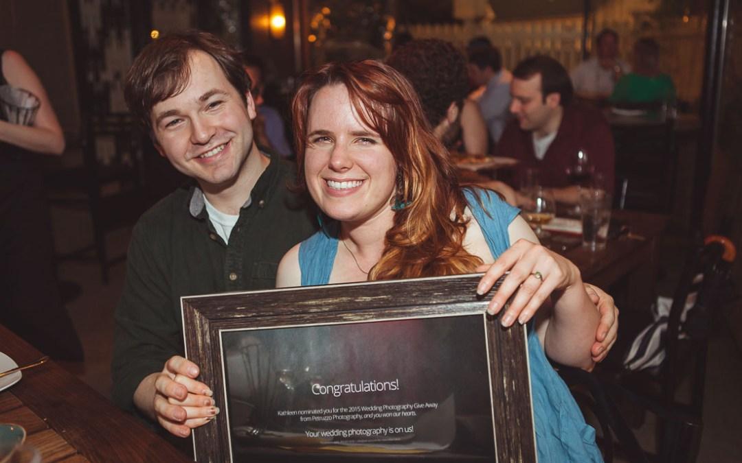 Wedding Photography Nomination Winner 2015